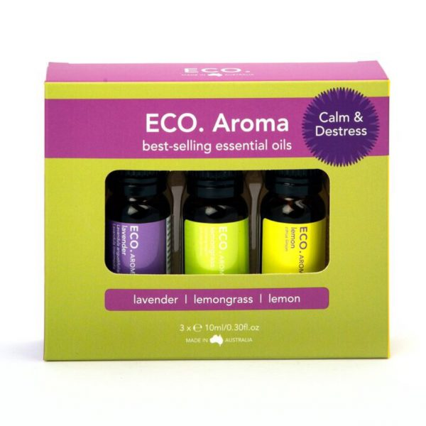 eco modern calm & destress