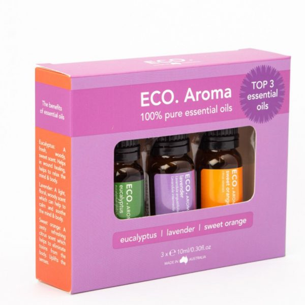 eco modern essentials best selling trio