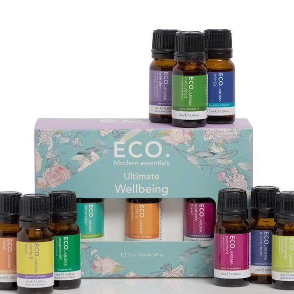 eco modern ultimate wellbeing collection 12 pack