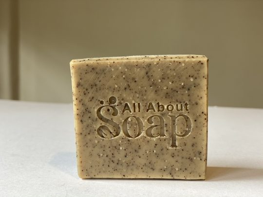 anti age renew coffee soap