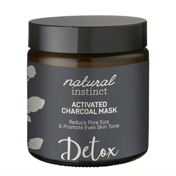 Natural Instinct Mask Activated Charcoal