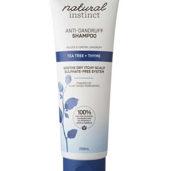 Natural Instinct Shampoo Anti-Dandruff