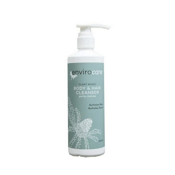 envirocare body and hair cleanser 500