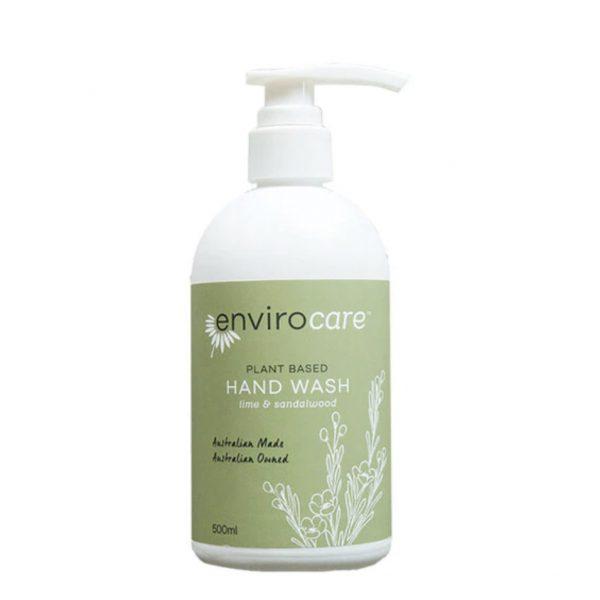 envirocare hand wash 500