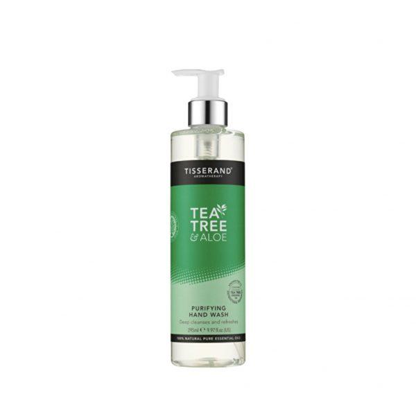 tisserand tea tree hand wash