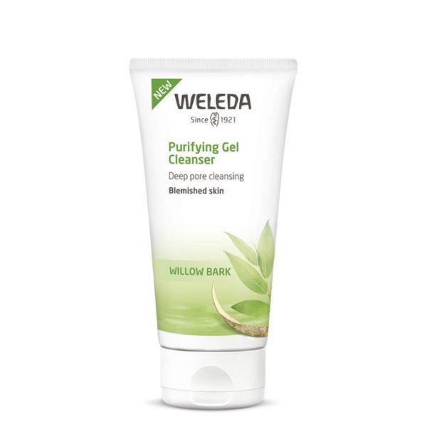 Weleda purifying gel cleanser