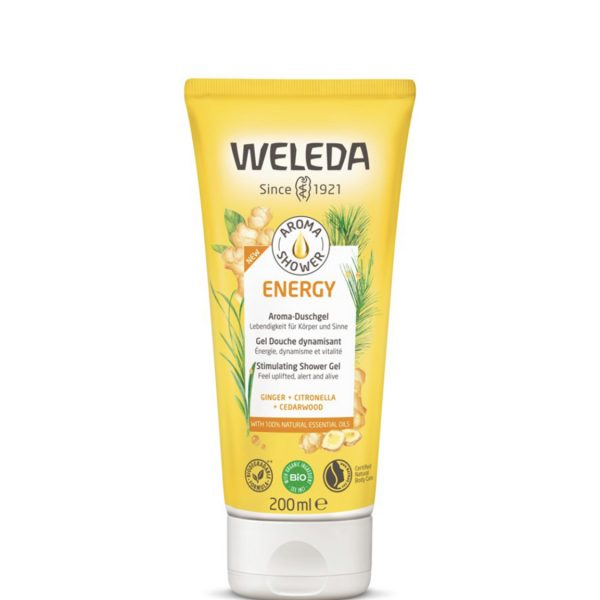 Weleda Shower gel energy