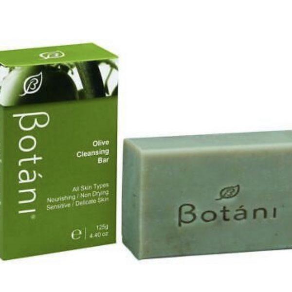 Botani Olive Cleansing Bar