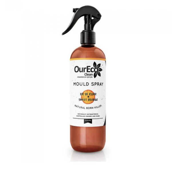 OurEco Clean Mould Oil Of Clove + Sweet Orange 500ml