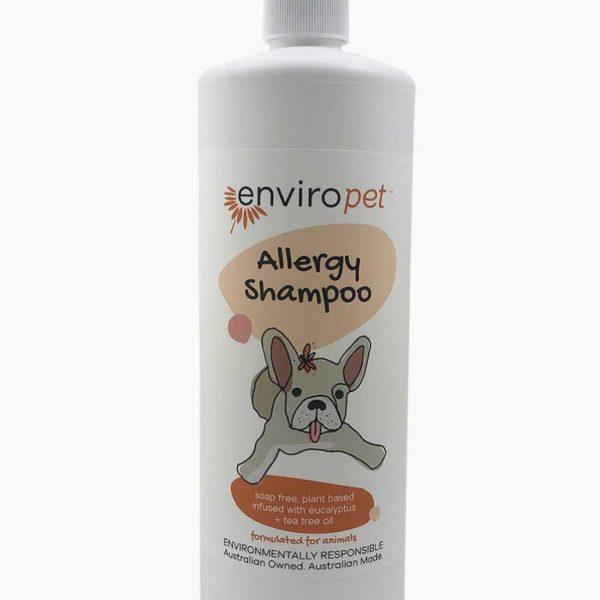EnviroPet Pet Allergy Shampoo 500ml