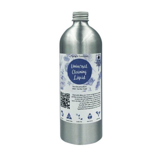Minimal Essentials Universal Cleaning Liquid (Citrus oils & Eucalyptus) 500ml