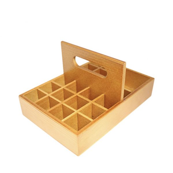 aromamatic oil carry basket