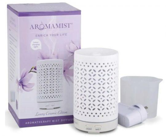 aromamatic mist diffuser mistique
