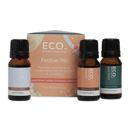 Eco Modern Essentials Blend Trio Festive