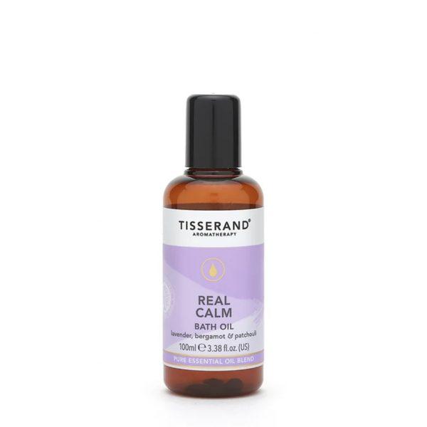 tisserand real calm bath oil